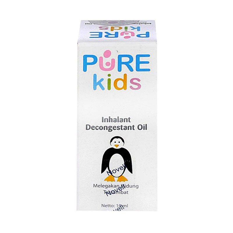 Pure Kids Inhalant Decongestant Oil [10 ml]