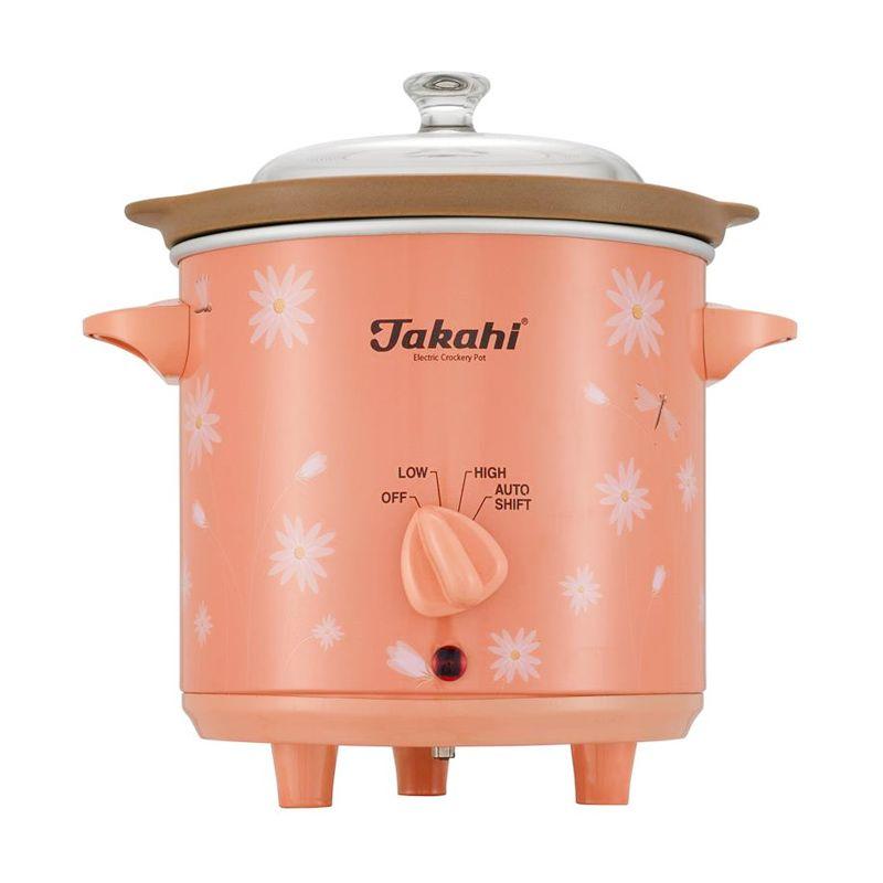Takahi TK.1808(F)HR Electric Crockery Pot [1.8 L]
