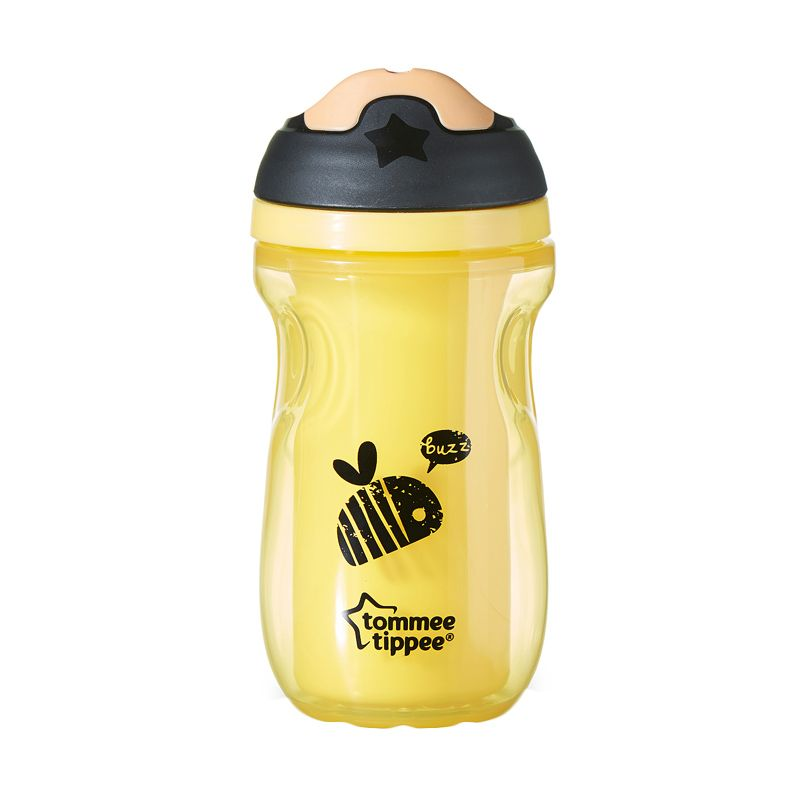 Tommee Tippee Insulated Sippee Cup Orange Botol Minum