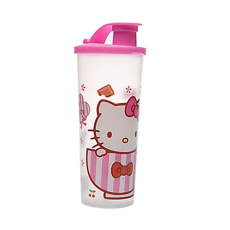 Unico 1001 Hello Kitty Pink Botol Minum