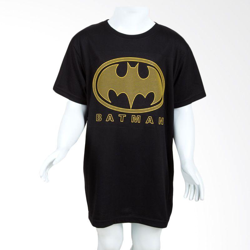 Unico Batman 732 Black Kaos Anak
