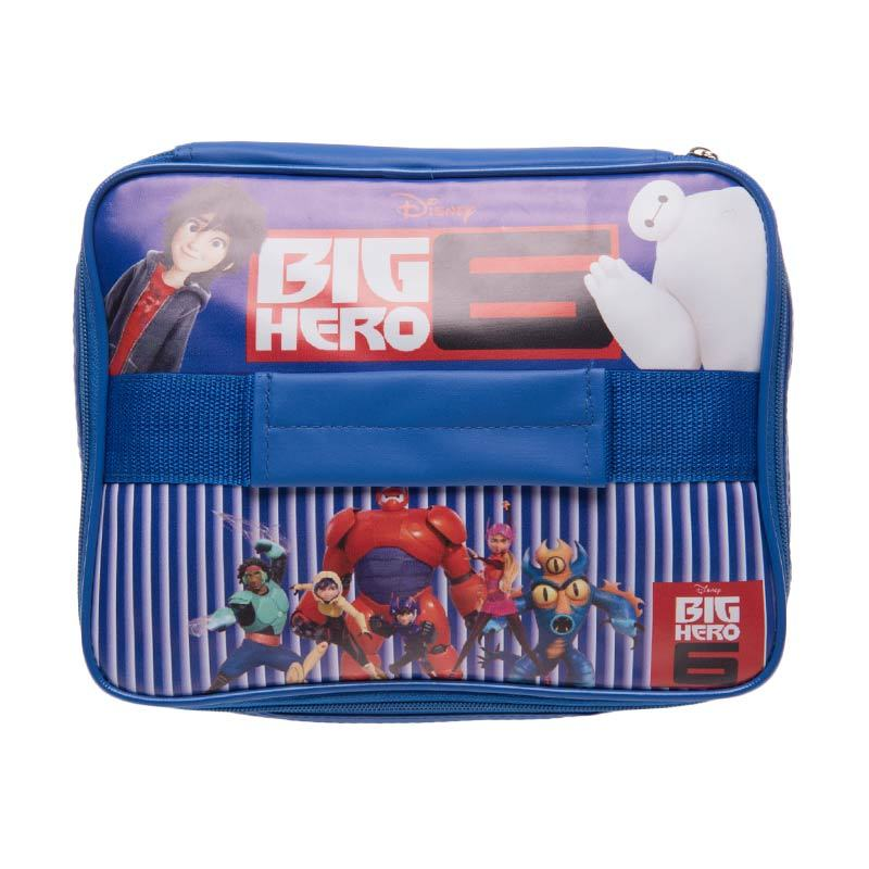 Unico Big Hero 104 Blue Thermal Lunch Bag [Large]