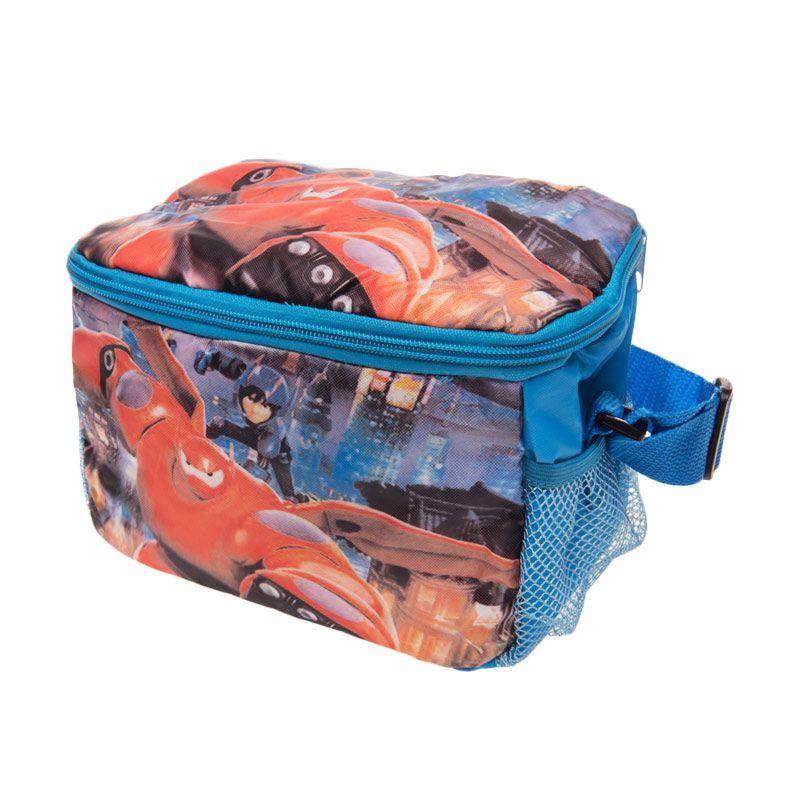 Unico Big Hero 105 Blue Thermal Lunch Bag