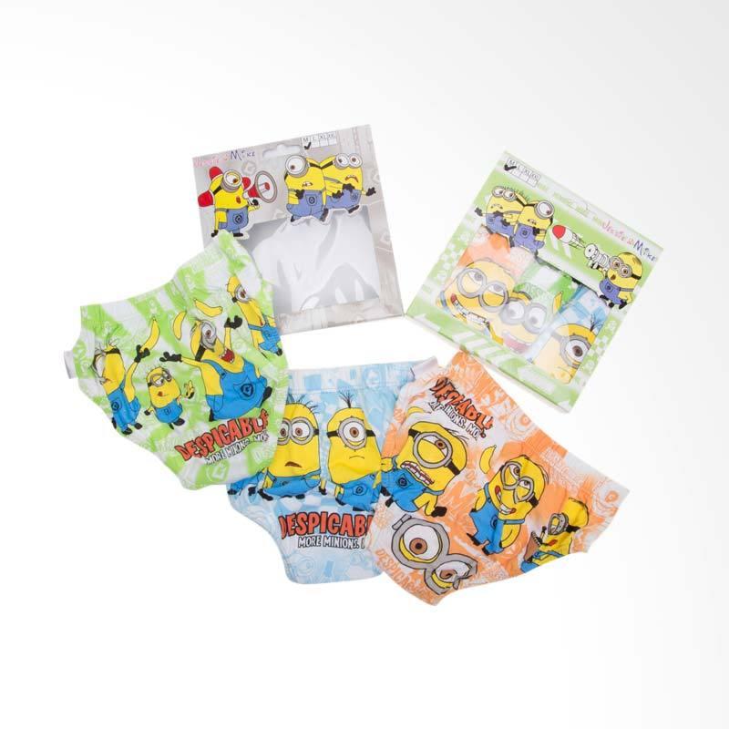 Unico Boy Minion CDMB1 Celana Dalam Anak Laki- Laki