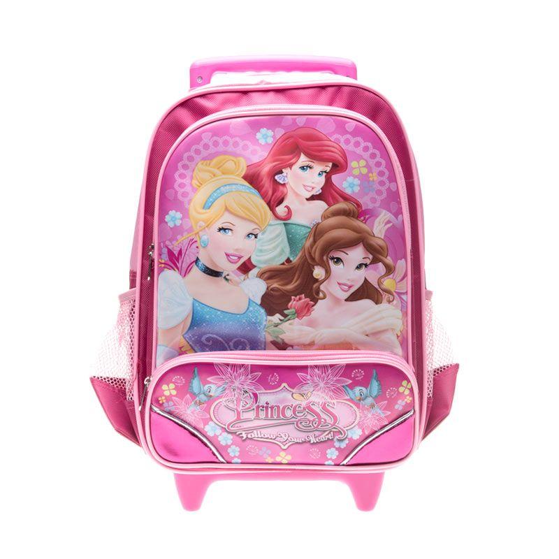Unico D16803P Princess Pink Tas Sekolah [14 Inch]