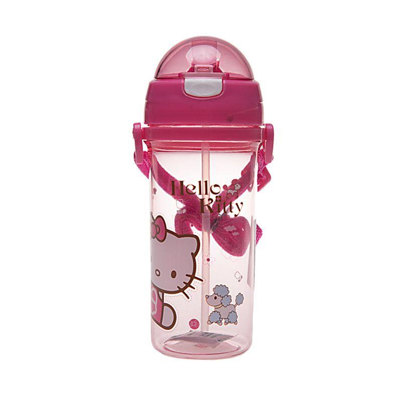 Unico Hello Kitty BHK Pink Botol Minum