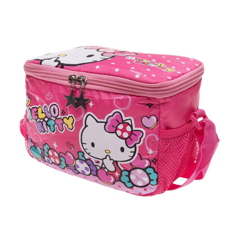 Unico Hello Kitty Candy Hairclip FK-002-8 Fanta Thermal Lunch Bag