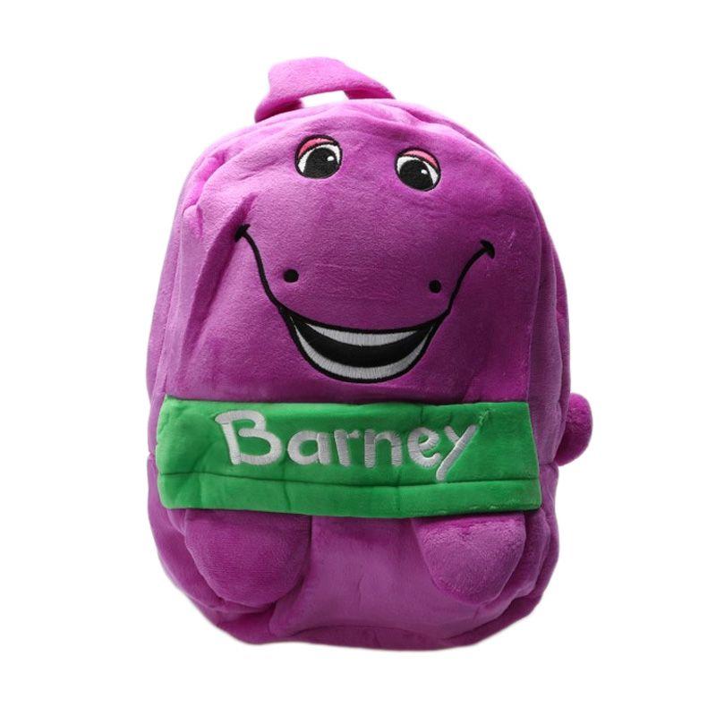 Unico LTB Barney Purple Ransel Tangan [L]