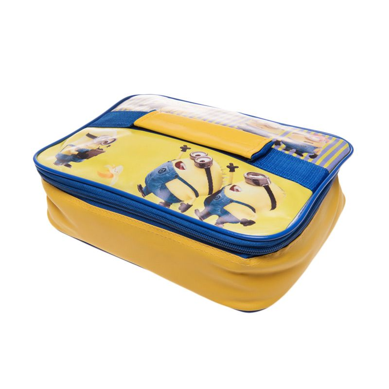 Unico Minion 103 Yellow Thermal Lunch Bag [Small]
