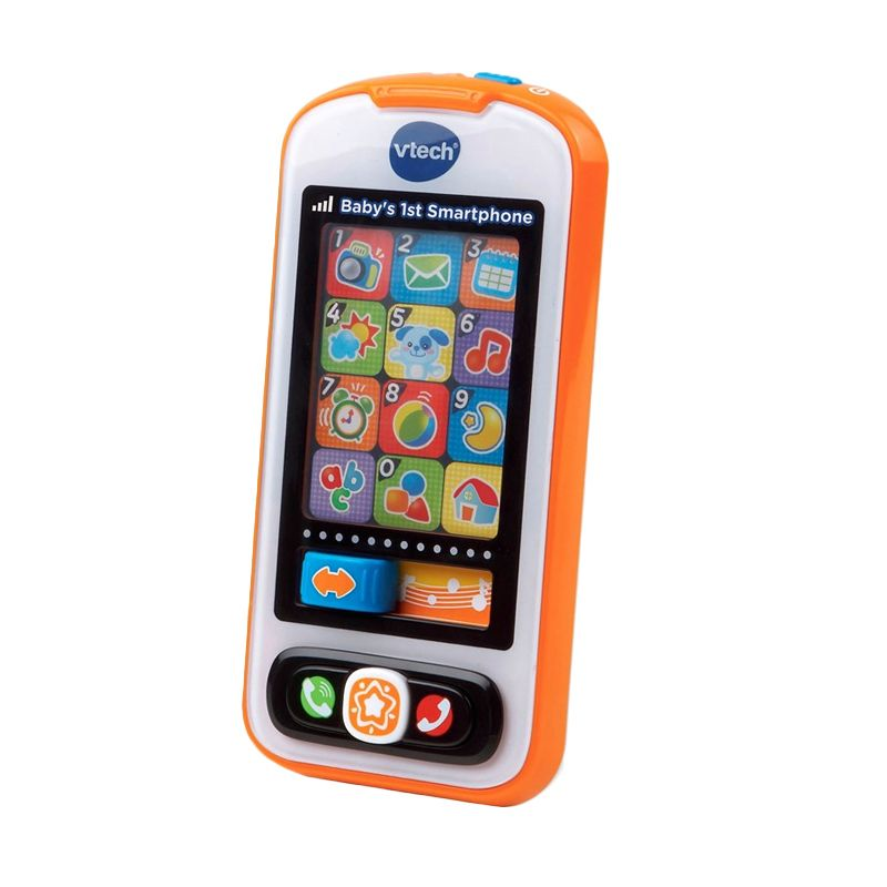 Vtech Baby's 1st Smartphone 80-146103 Mainan Anak
