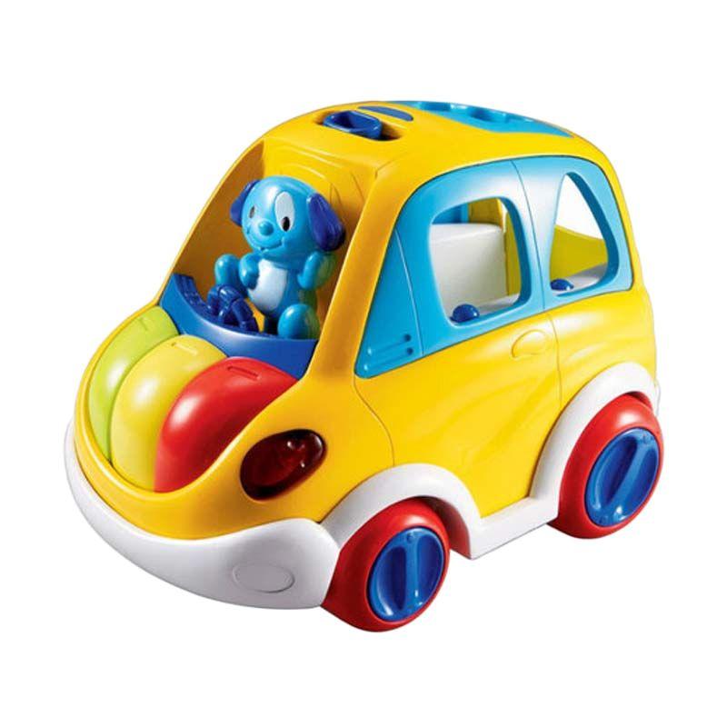 Vtech Sort and Learn Van 8070100 Mainan Anak
