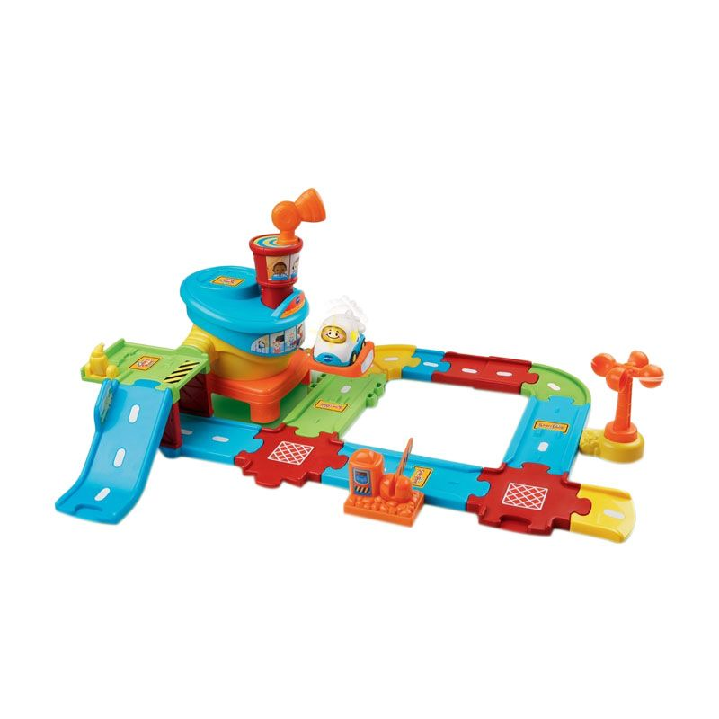 Vtech Toot Toot Drivers Airport 80144103 Mainan Anak