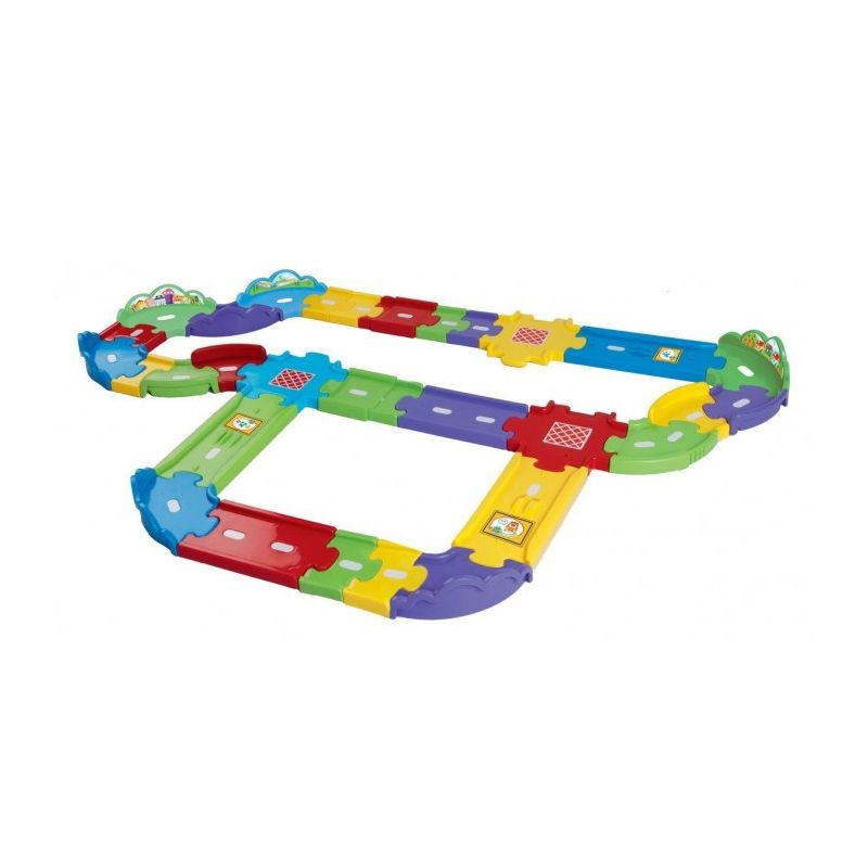 Vtech Toot-Toot Drivers Deluxe Set Bundle 80-148103 Mainan Anak