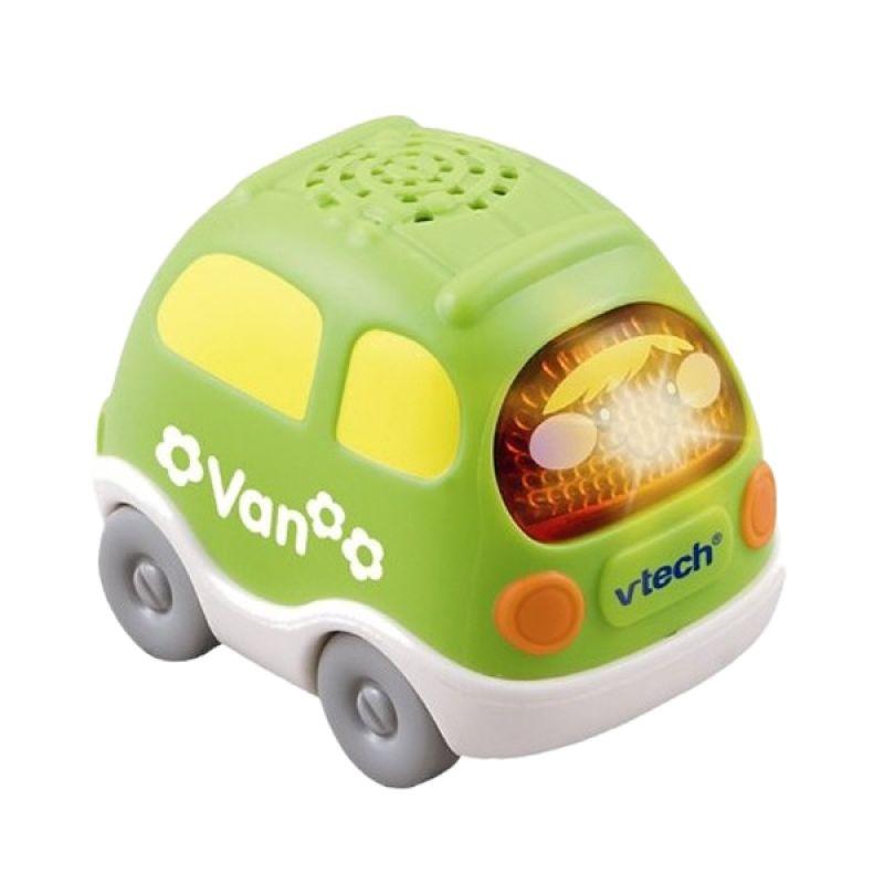 Vtech Toot Toot Drivers Van 80119503 Green Mainan Anak