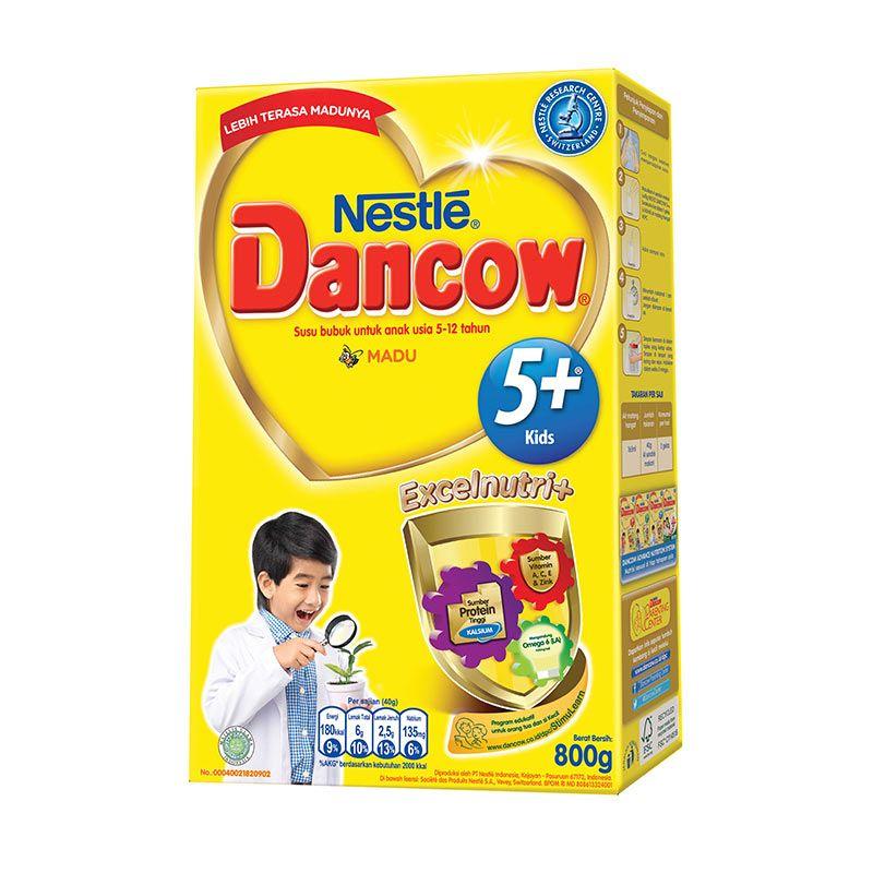Dancow Madu 5+ 800gr Box