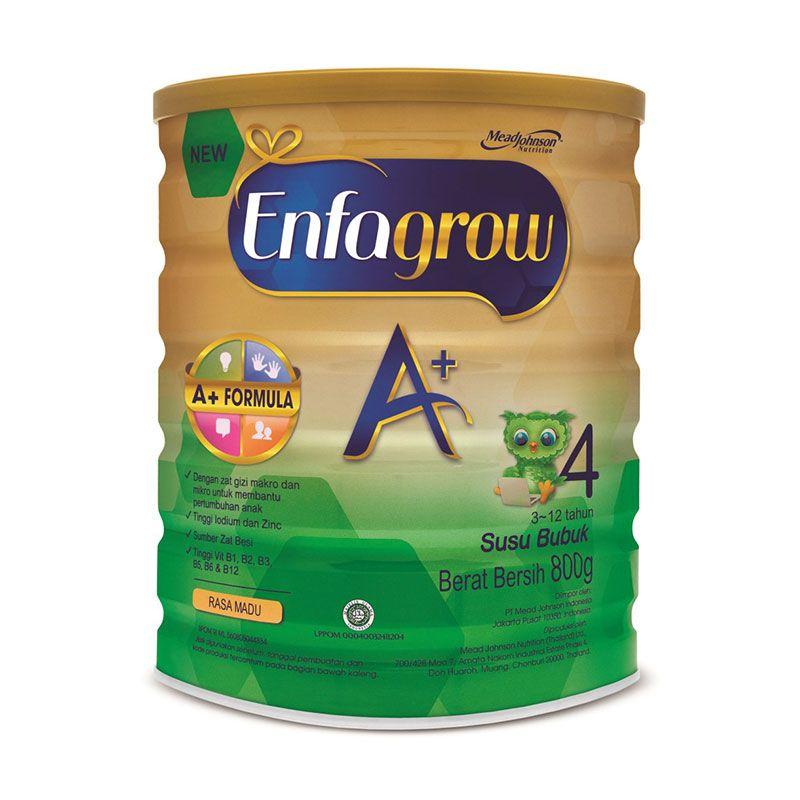 Enfagrow A+ 4 Madu 800gr Tin