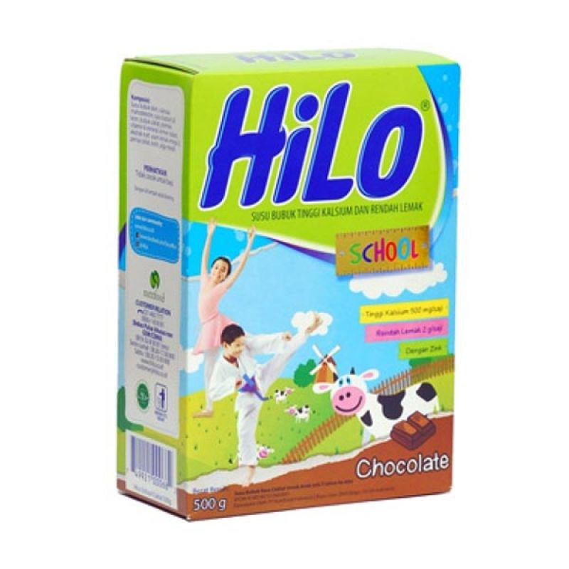 Jual Hilo School Chocolate 500gr Susu Formula Online Agustus 2020 Blibli Com