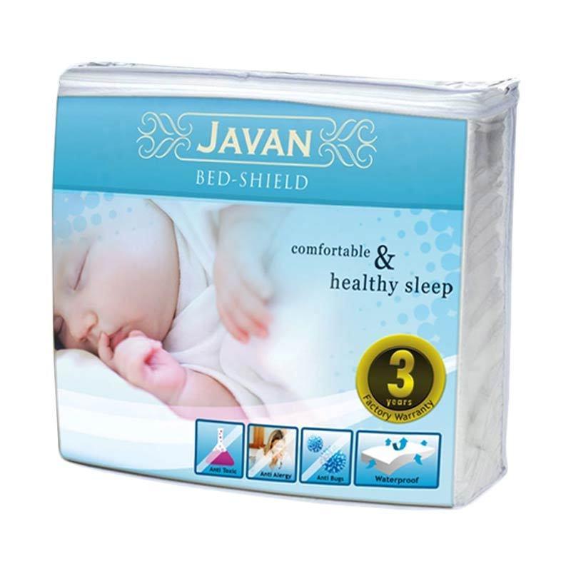 Javan Bed Shield Pla...High Cream