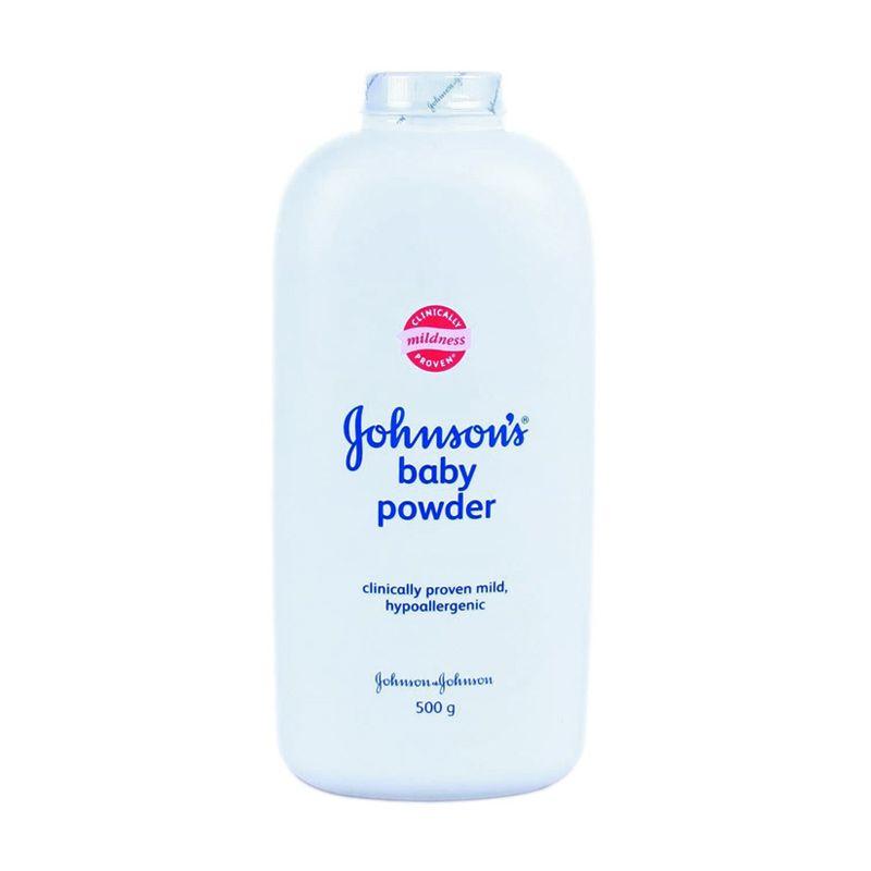 Johnson's Baby Powder Regular 500gr