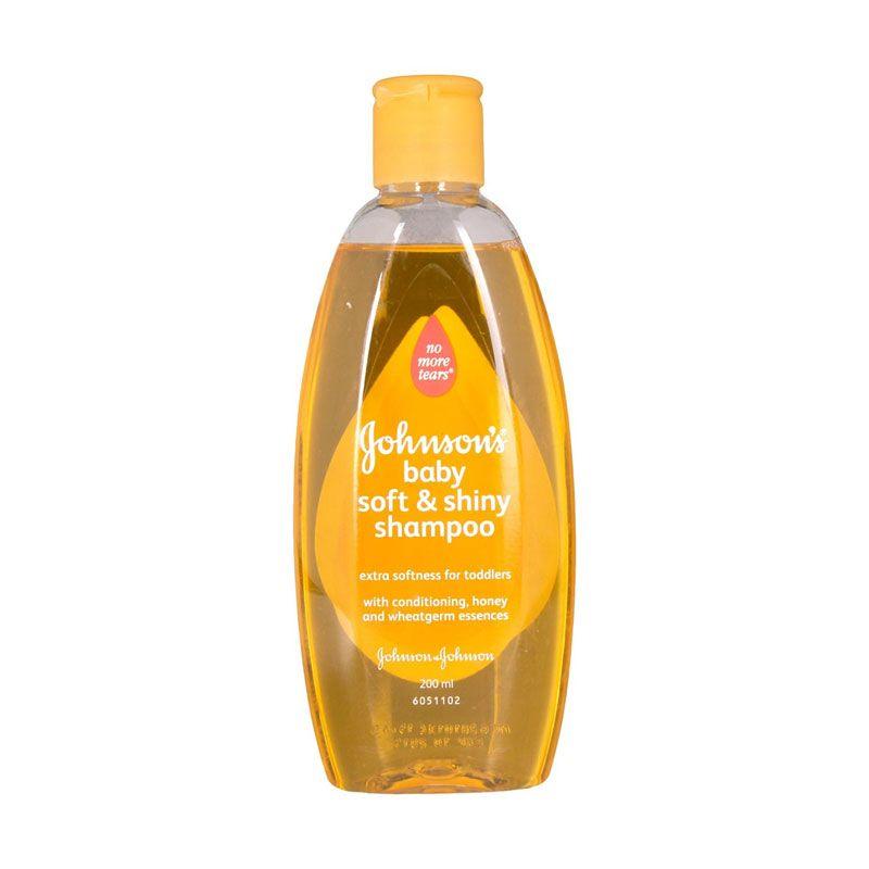 Johnson's Baby Soft & Shiny Shampoo 200ml