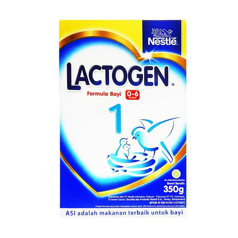 Lactogen 1 Gold 350gr Box