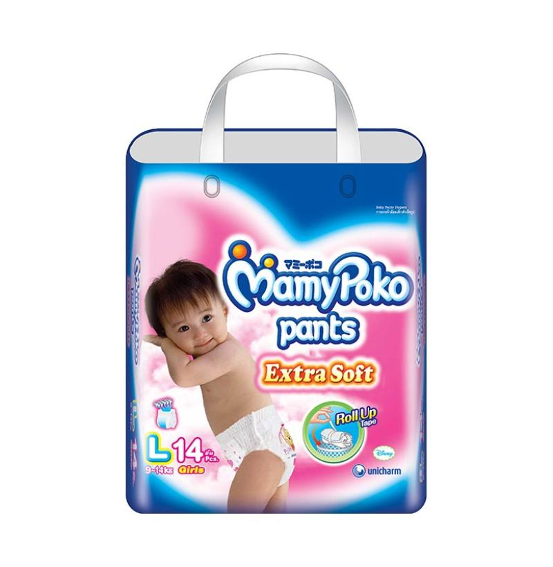 MamyPoko Junior Nigh...L 14 Girls