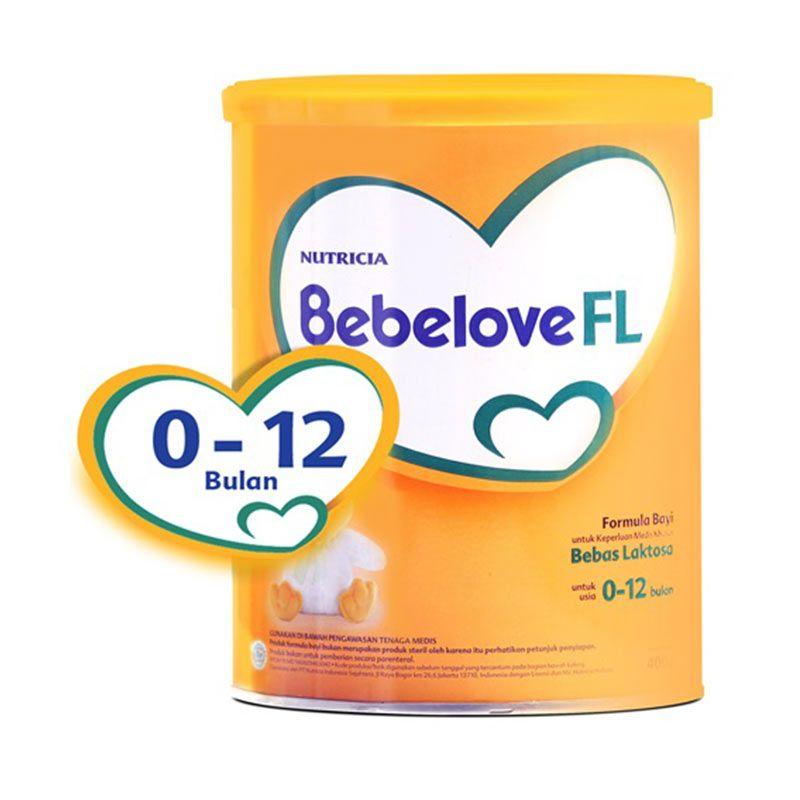 Bebelove FL 400gr - Susu Formula