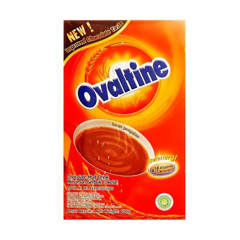 Ovaltine Classic 600gr Box