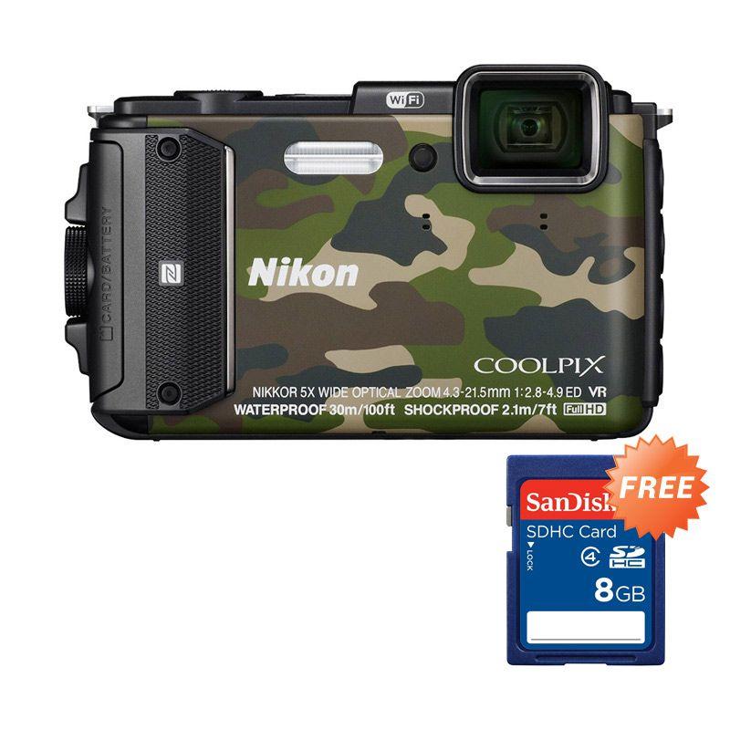 Nikon Coolpix AW130 ...era Pocket