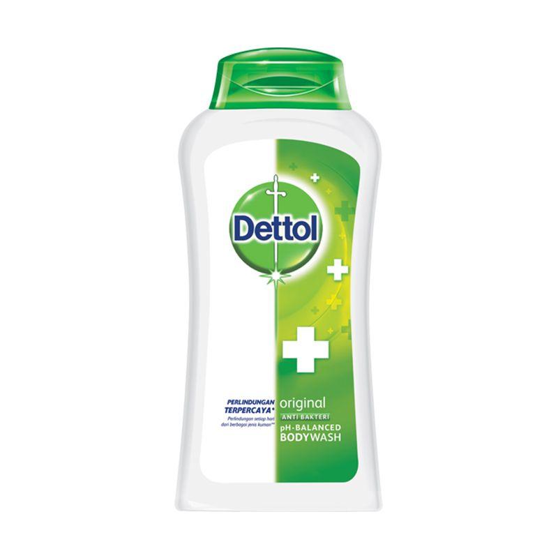 Dettol Bottle Original Sabun Mandi [300 mL]