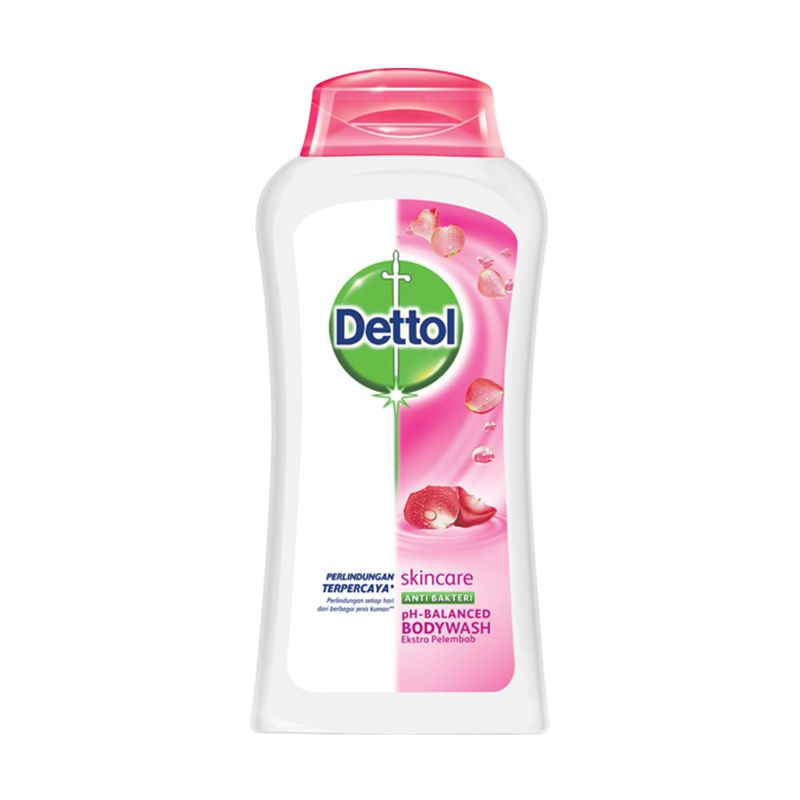 Dettol Bottle Skincare Sabun Mandi [300 mL]