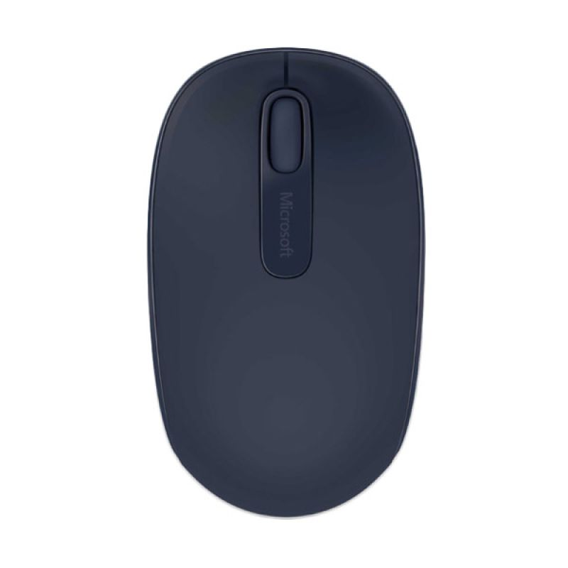 Microsoft 1850 Wool Blue Wireless Mouse [U7Z-00020]