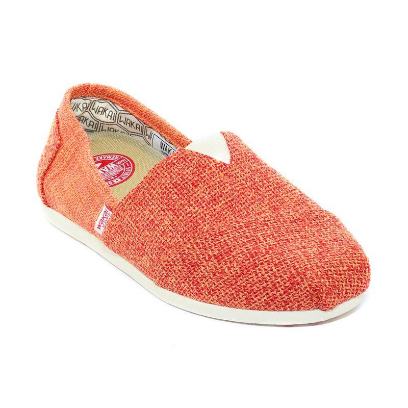 Wakai Yoshi CW11424 Orange Sepatu Wanita