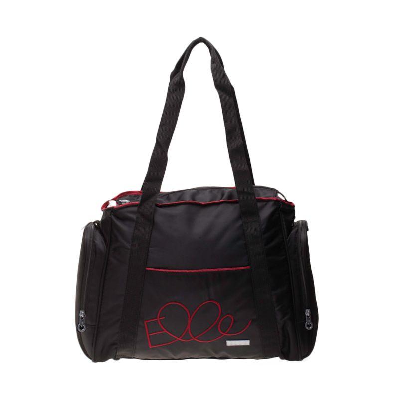Elle CA0975-BK Basic Black Diaper Bag