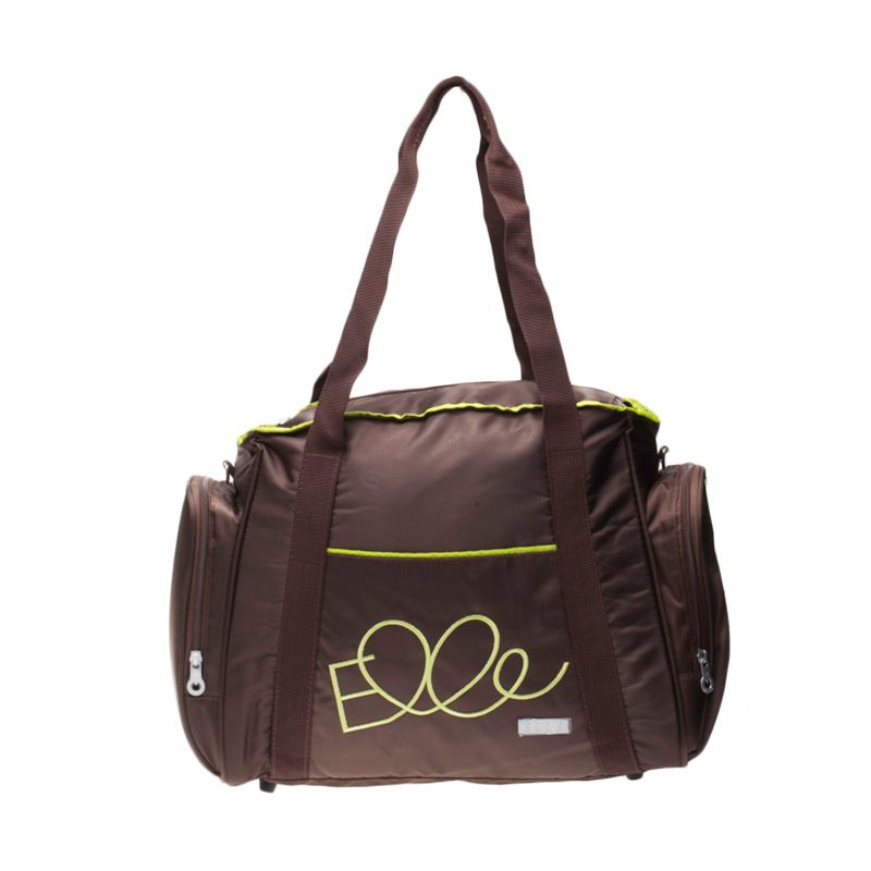 Elle CA0975-BR Basic Brown Diaper Bag