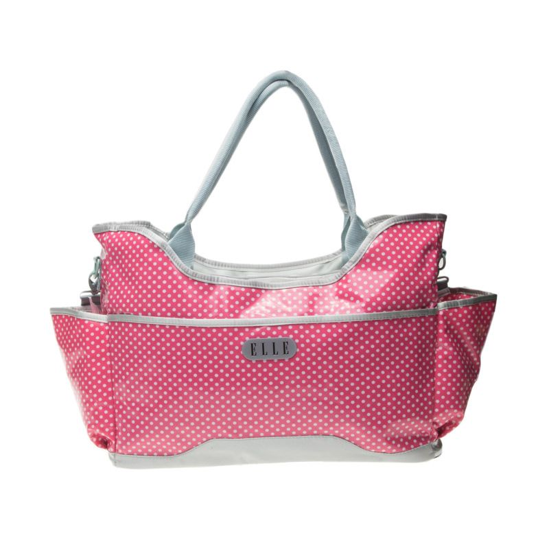Elle CA129401-PK Pol...Diaper Bag