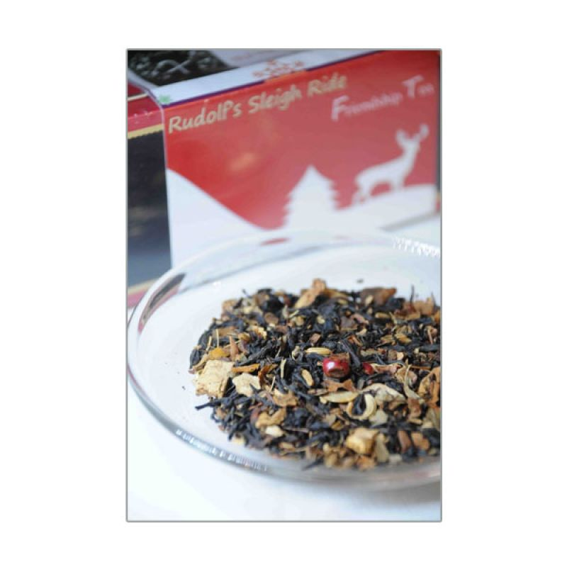 1TeaHouse Christmas Friendship Tea (Limited Edition)