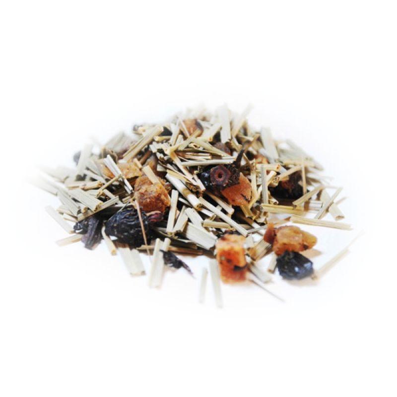 1TeaHouse Lemongrass Berries Tea Blend