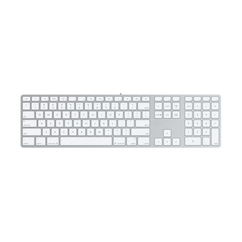 Apple Keyboard With ...MB110LL/B]