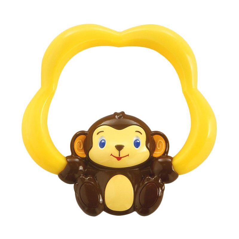 Bright Starts Soothing Safari Teether (9203)