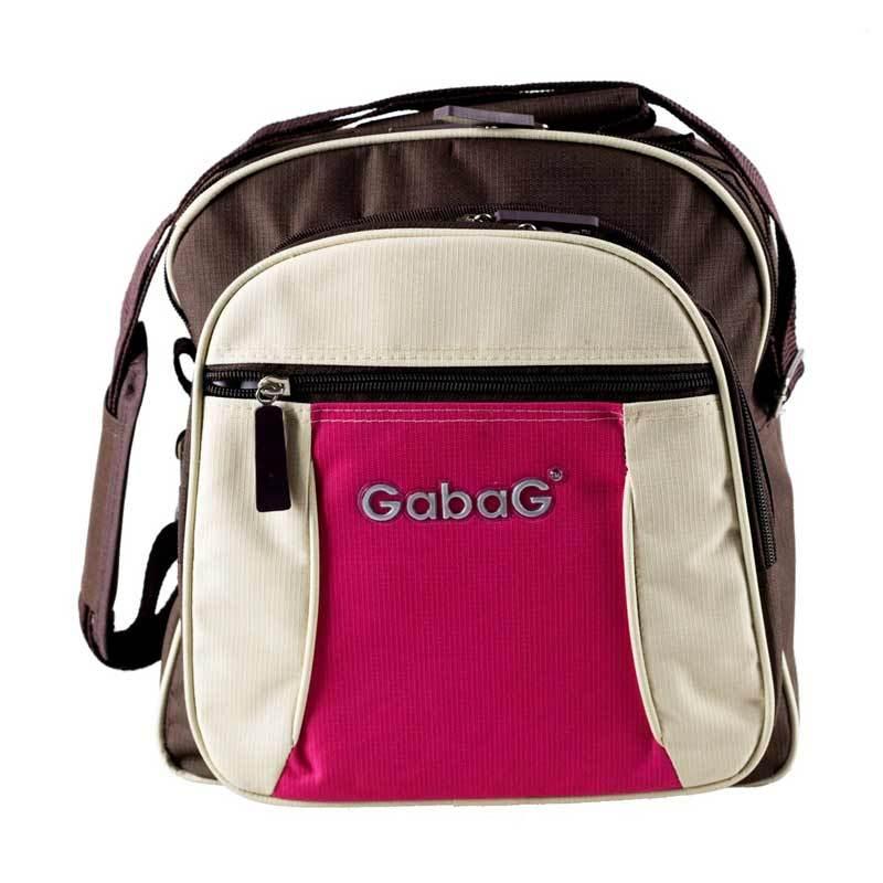 Gabag Sling Pink