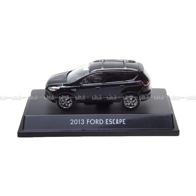 Greenlight Diecast Ford Escape Hitam 2013