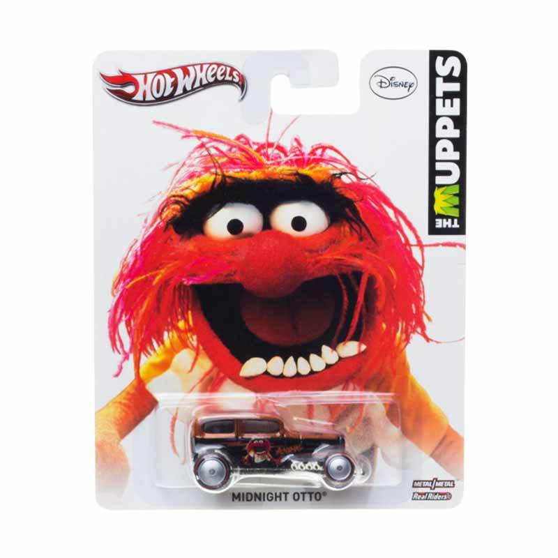 Hotwheels Collector The Muppets Midnight Otto