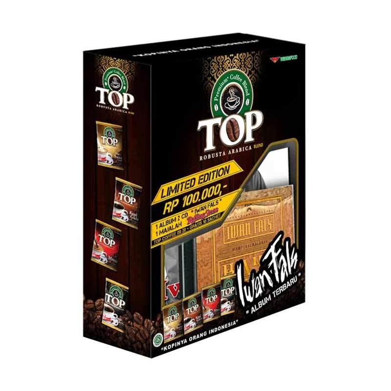 Iwan Fals Album Terbaru Top Coffee Package
