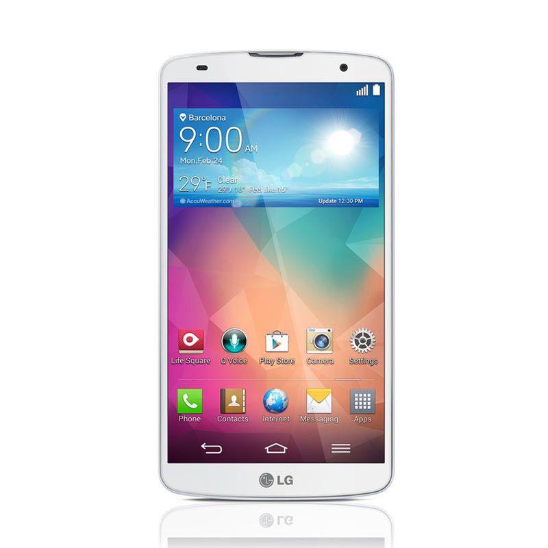 LG G Pro 2 White [LTE/RAM 3GB]
