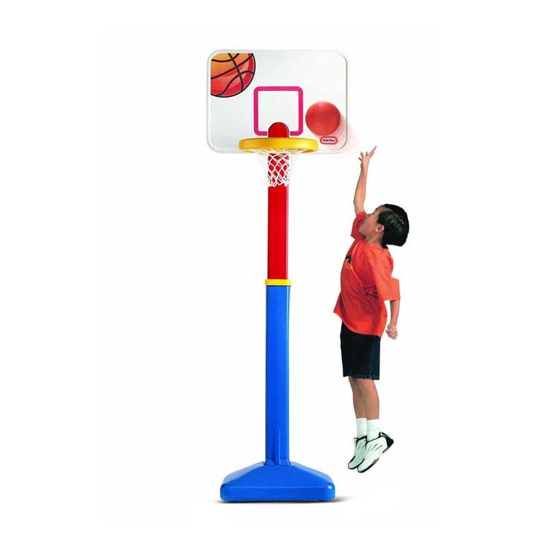 Little Tikes Adjust 'n Jam Basketball Set 616068