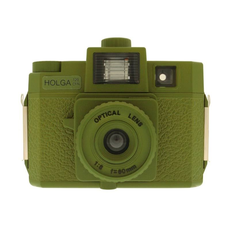 Lomography Holga Starter kit Green