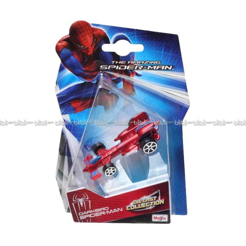Maisto Diecast The Amazing Spiderman Darkbird