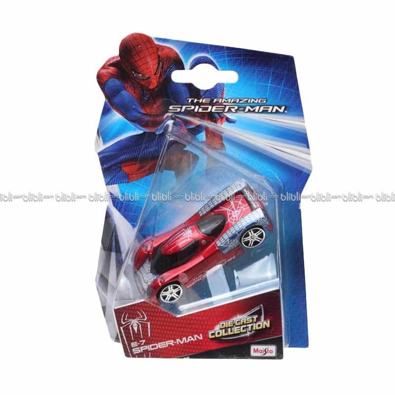 Maisto Diecast The Amazing Spiderman E-7