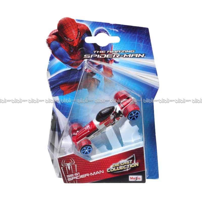 Maisto Diecast The Amazing Spiderman SE-51